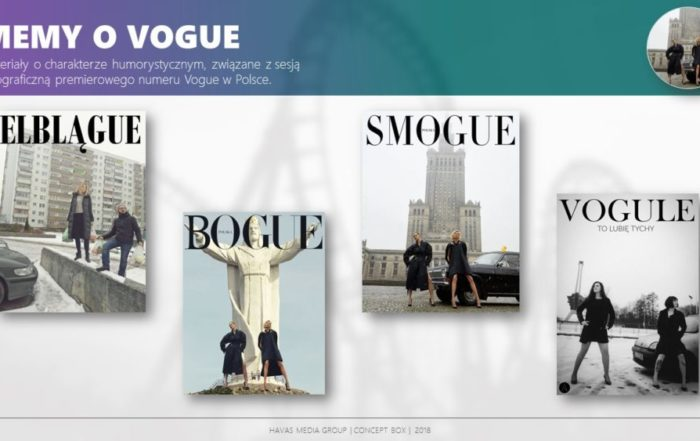 HSP Vogue