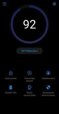 Huawei Menedzer telefonu