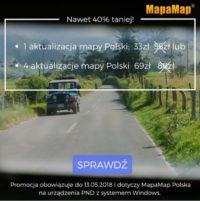 MapaMap na majówkę