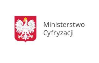 Ministerstwo Cyfryzacji   logo