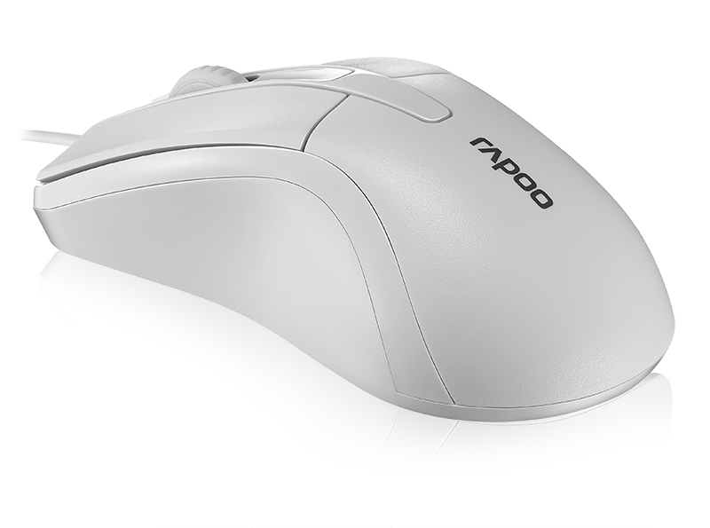 N1162 mouse white right back