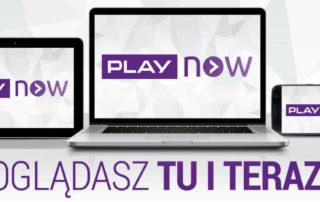 PLAY NOW tu i teraz