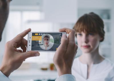 Sony Selfie 3D