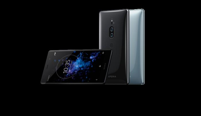 Sony Xperia XZ2 Premium 4