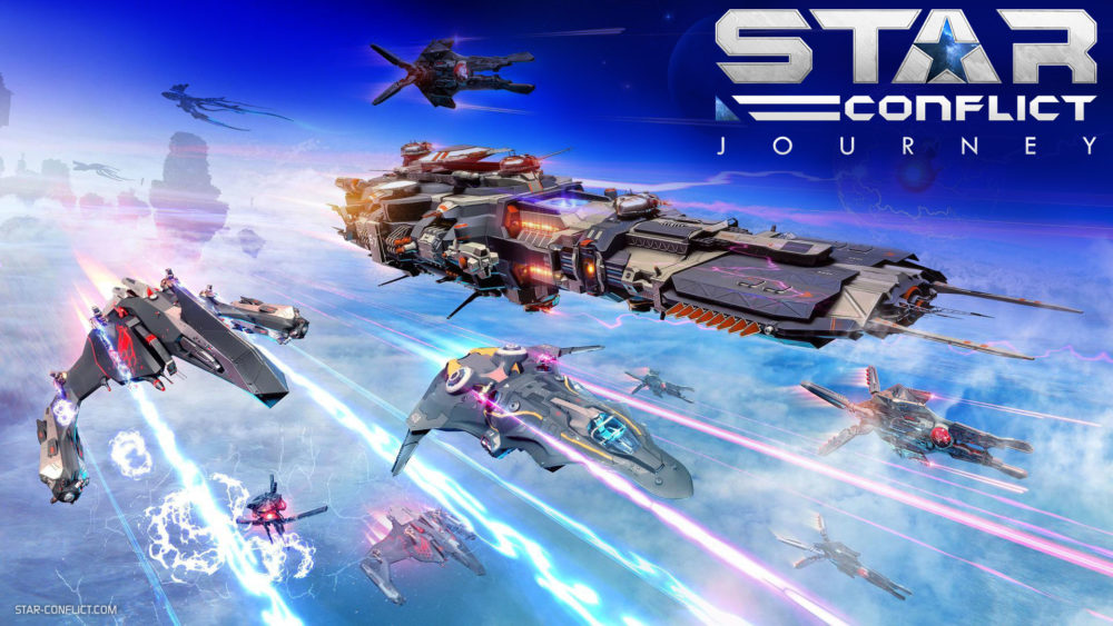 StarConflict fleet update