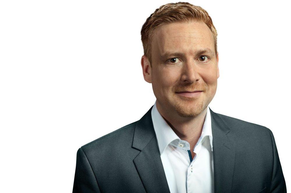 Stefan Sommer, dyrektor ds. marketingu i zarządzania biznesem AOC i MMD w Europie