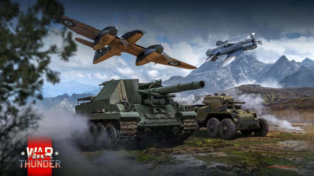 WarThunder WWII Cronicles 2018 com