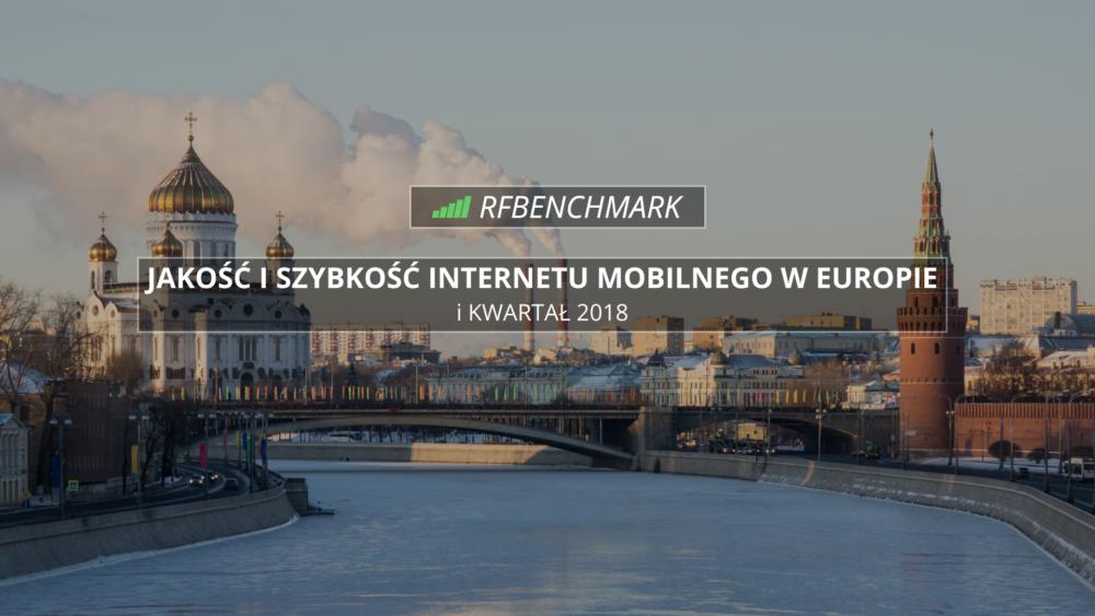 internet mobilny w EUROPIE Q12018