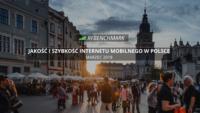 internet mobilny w polsce marzec 2018