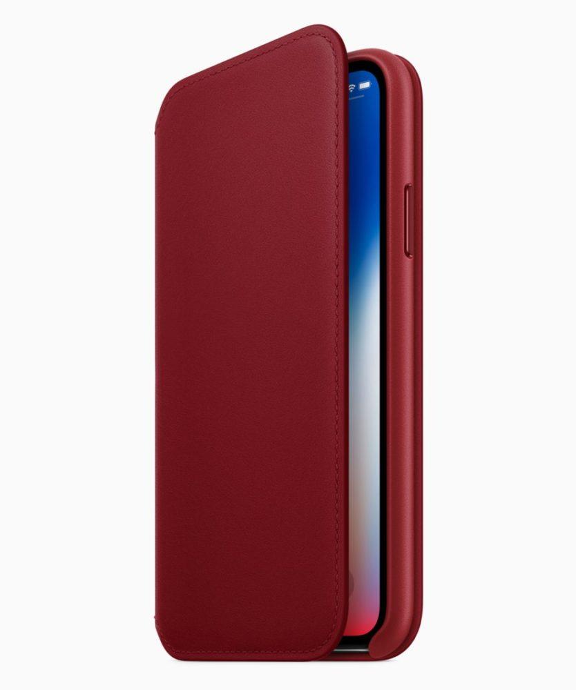 (product)RED folio case