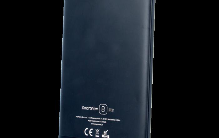 myphone SMARTVIEW 8 tyl ukos