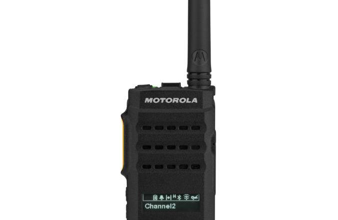 sl series lkp Front VHF Aerial ON