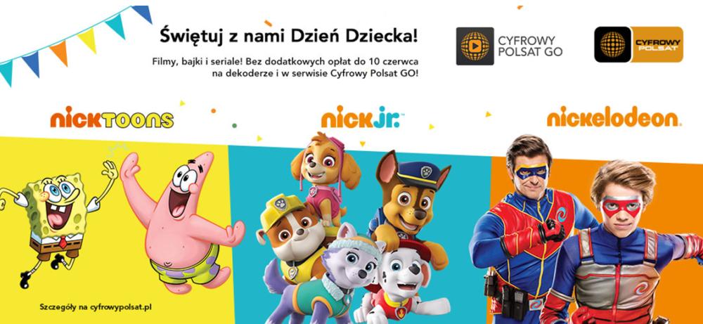 Dzień Dziecka Cyfrowy Polsat