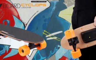 Goclever cyclops graffitti