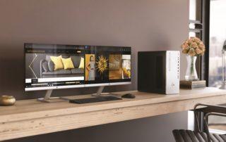 HP ENVY Desktop Environment