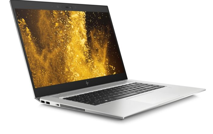 HP EliteBook 1050 G1 Front Right