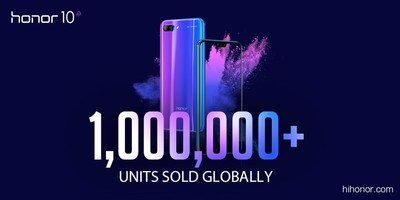 Honor 10 mln