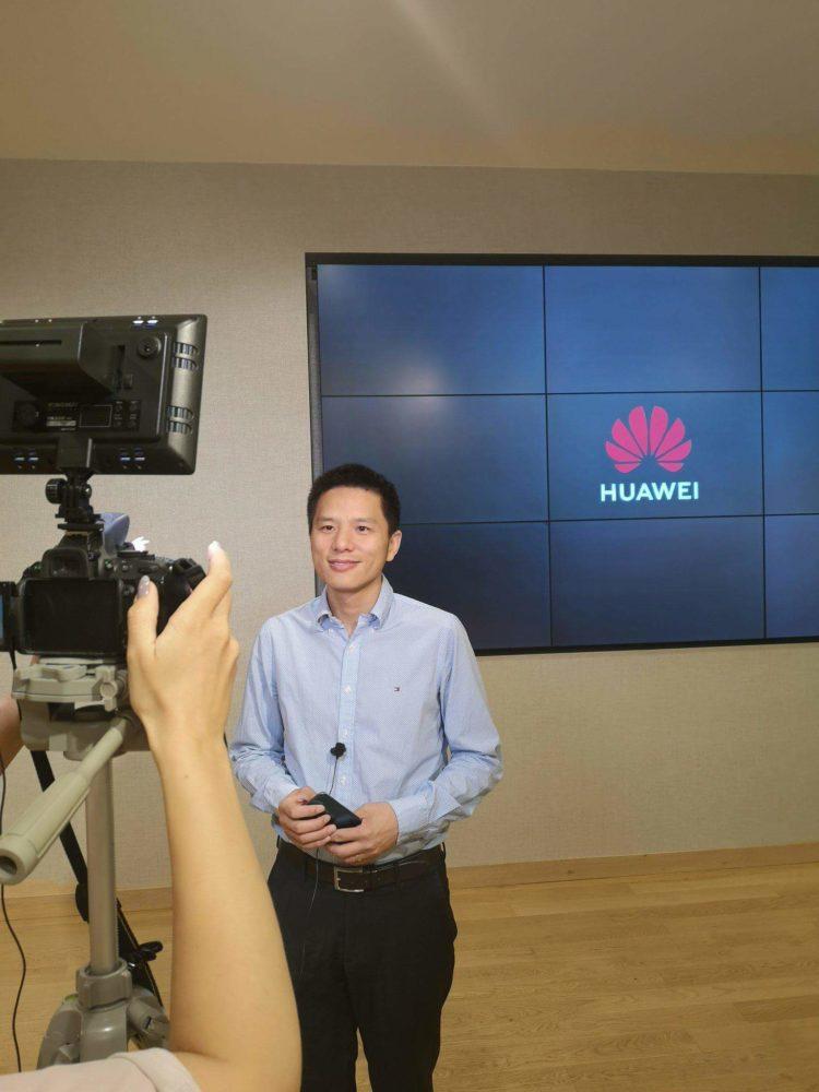 Huawei Jefferson Zhang