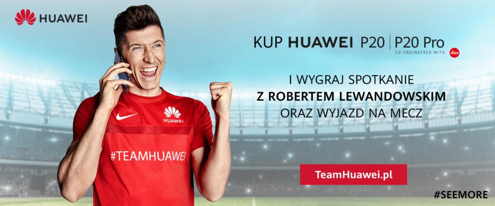 Huawei Robert Lewandowski