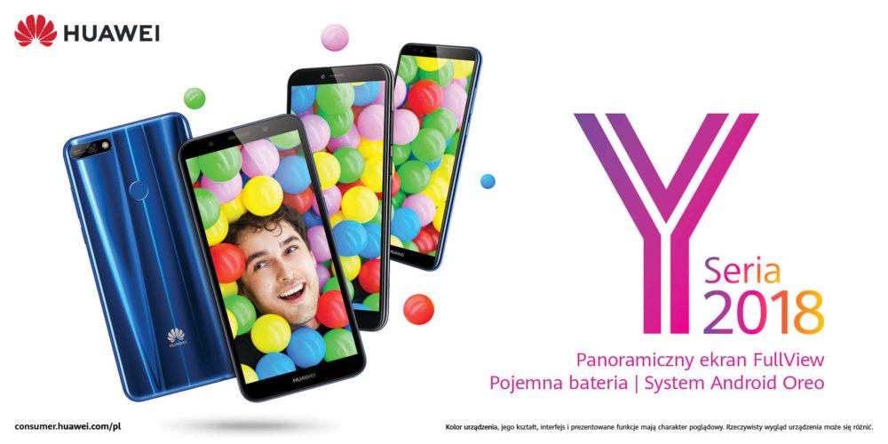 Huawei Seria Y