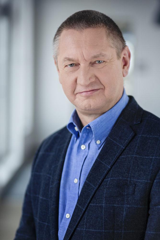 Janusz Kosiński - Prezes INEA