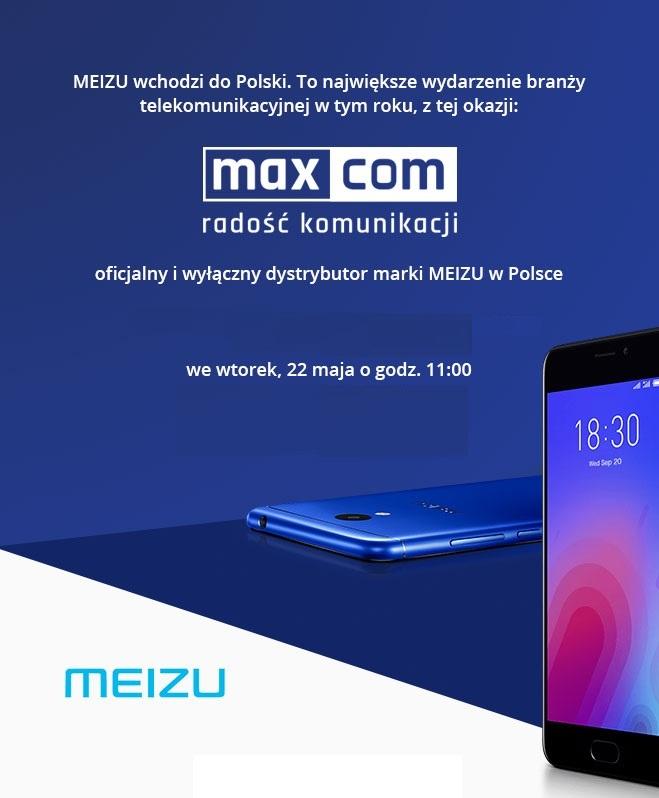 Maxcom Meizu