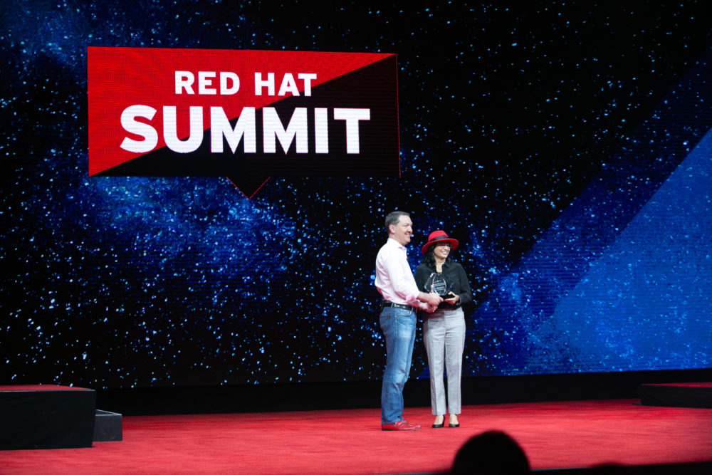 Red Hat Certified Professional of the Year