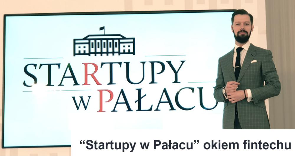 Startupy w Pałacu