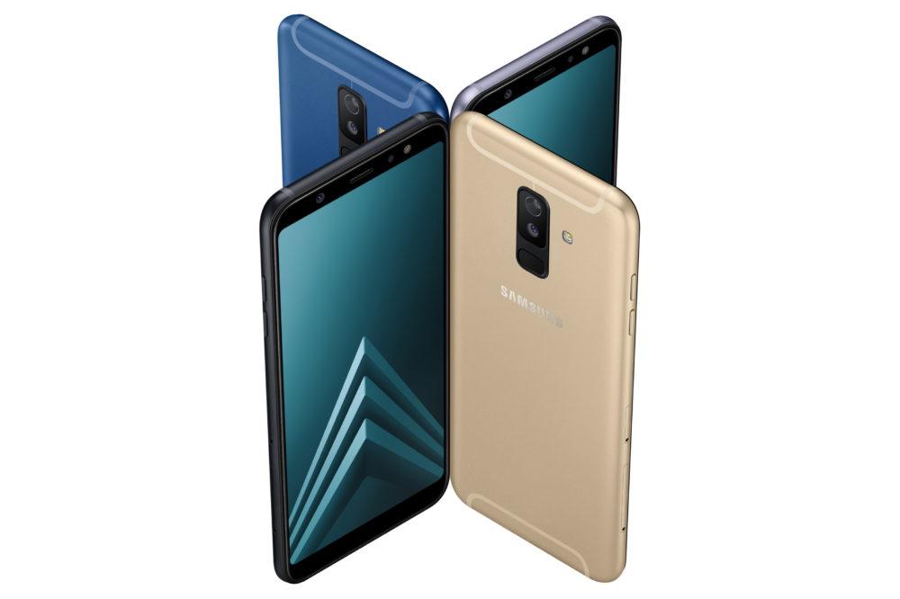 Samsung Galaxy A6 i A6+