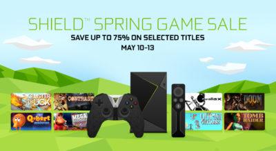 shield spring game sale