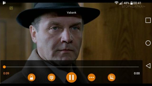 7 LibreElec KODI VLC w komórce 7