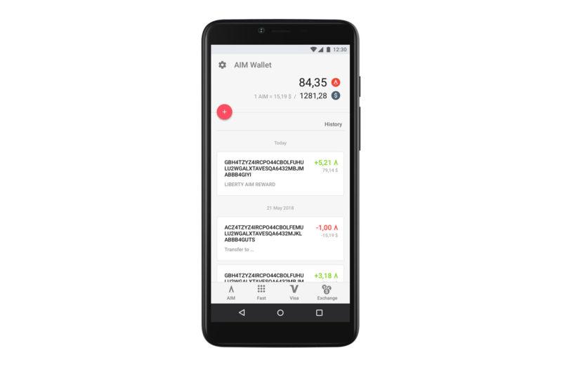 ARCHOS Core 57S AIM Wallet