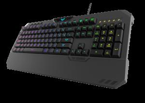 ASUS TUF Gaming K5 keyboard