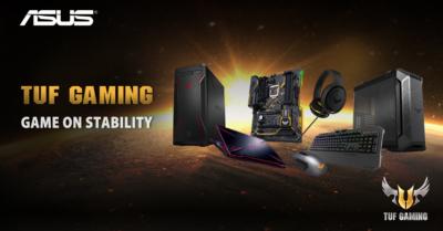 ASUS TUF Gaming series lineup