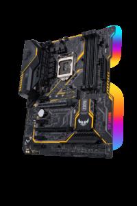 ASUS TUF Z370 PLUS GAMING motherboard