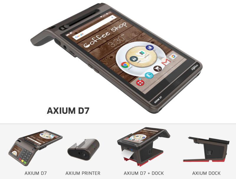 Axium D7