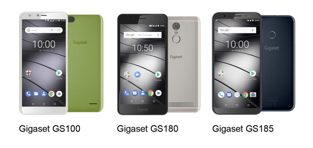 Gigaset GS100 GS180 GS185