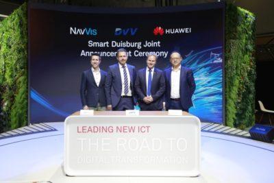 Huawei Duisburg 1