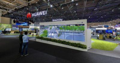 Huawei Smart City