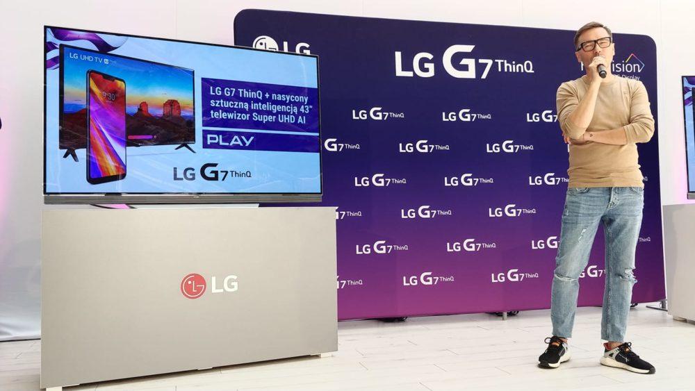 LG G7 ThinQ telewizor