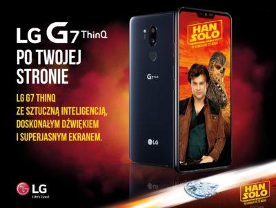 LG G7 ThinQ po Twojej stronie