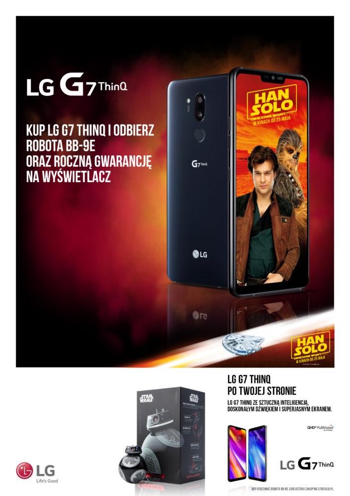 LG G7 ThinQ po Twojej stronie BB 9E