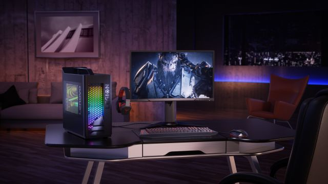 Lenovo Legion T730 lights up any room