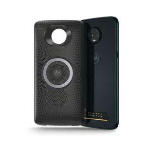 Moto Z3 Play PACK MODS STEREO SPEAKER DEEP INDIGO