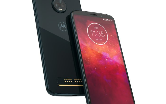 MotoZ3Play Deep Indigo PDP Hero