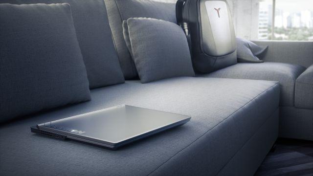 Sleek and slender Lenovo Legion Y530 Laptop