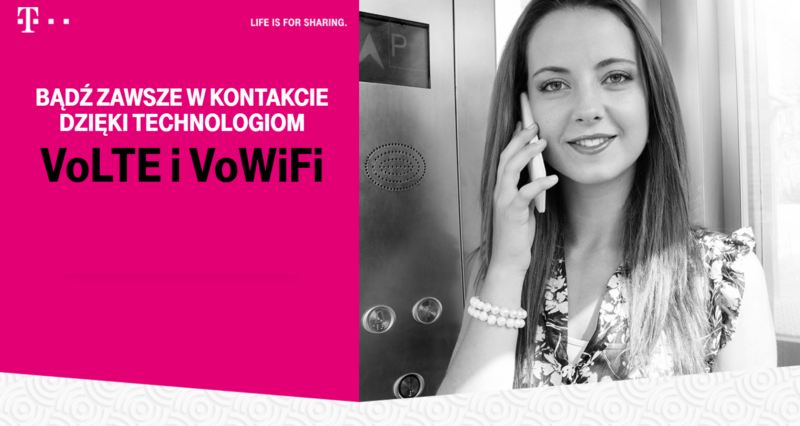 T Mobile VoLTE i VoWiFi