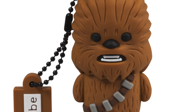 Tribe StarWars TLJ Chewbacca  16GB   closed