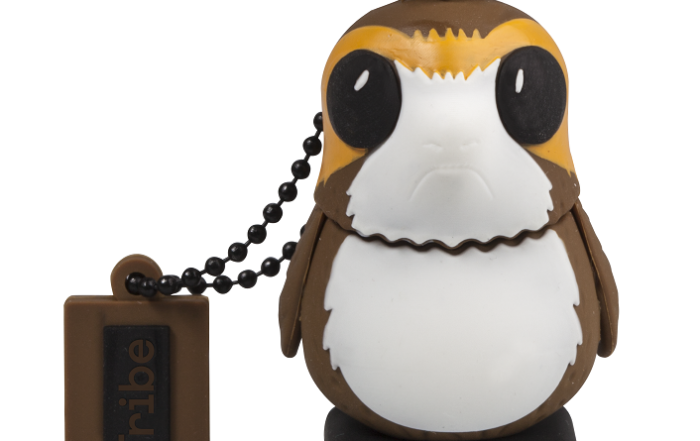 Tribe StarWars TLJ  Porg  16GB   closed