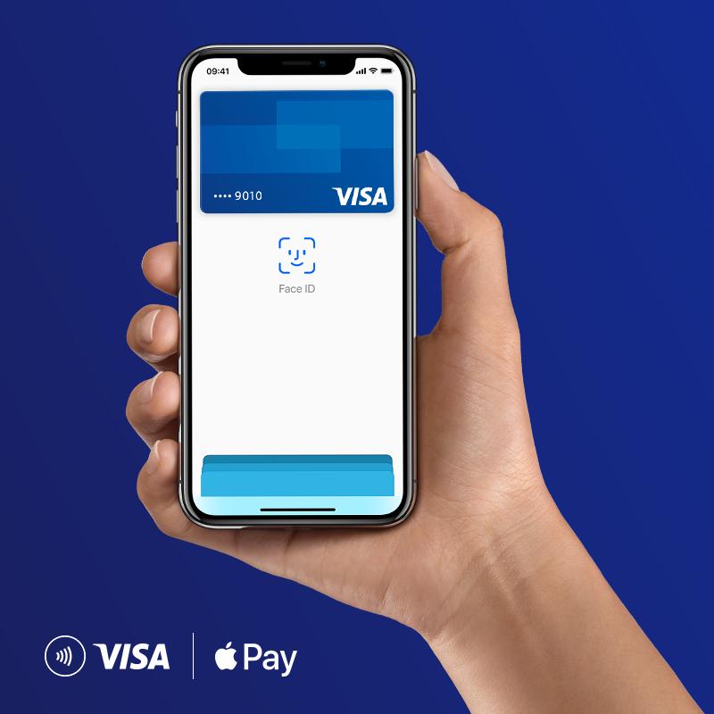 Visa ApplePay